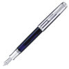 Πένα Pelikan M625 Souverän Μπλε-Διάφανο