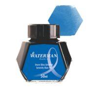 Μελάνι πένας μπουκάλι Waterman Μπλε 50ml