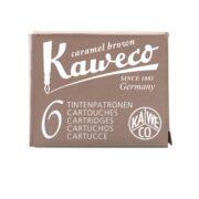 Αμπούλες μελάνης Kaweco Caramel Brown