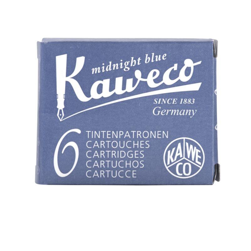 Αμπούλες μελάνης Kaweco Midnight Blue