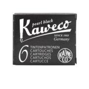 Αμπούλες μελάνης Kaweco Pearl Black