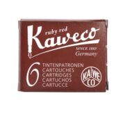 Αμπούλες μελάνης Kaweco Ruby Red