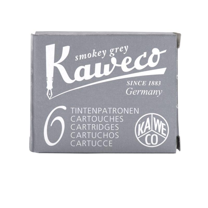 Αμπούλες μελάνης Kaweco Smokey Grey