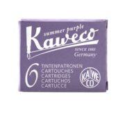 Αμπούλες μελάνης Kaweco Summer Purple