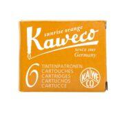 Αμπούλες μελάνης Kaweco Summer Orange