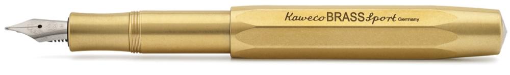 kaweco brass sport pen