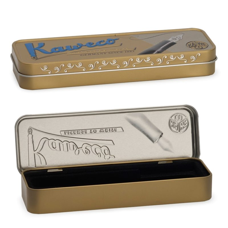 kaweco tin box