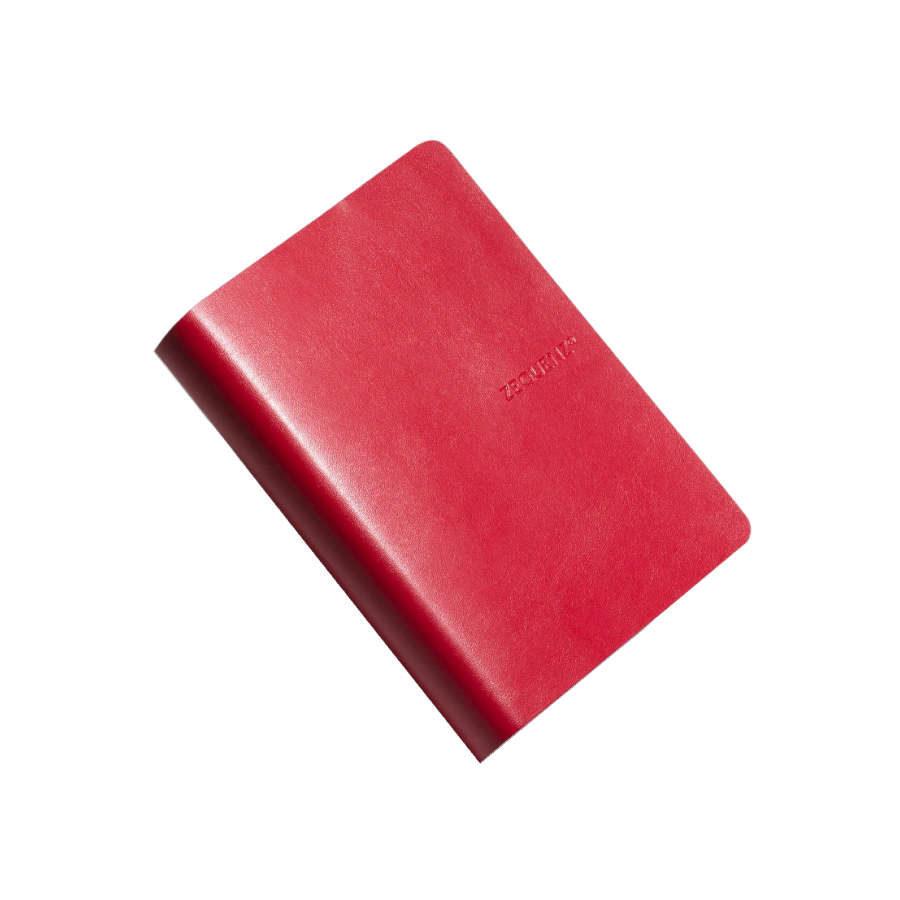Σημειωματάριο Zequenz A6 Red