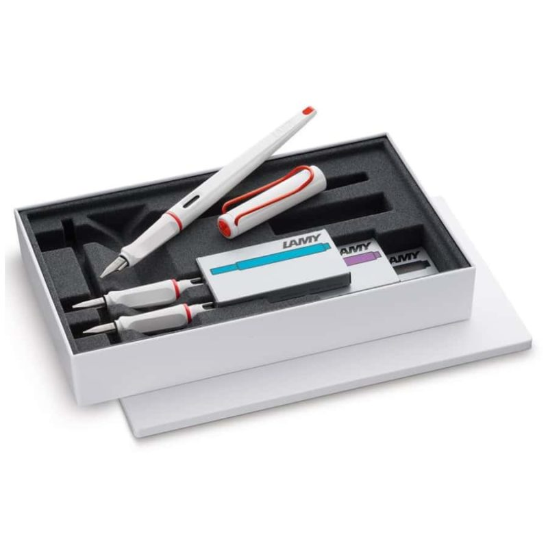 LAMY joy set White Red SE