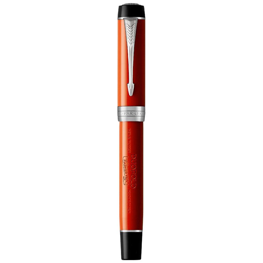 Πένα Parker Duofold Big Red PT Centennial
