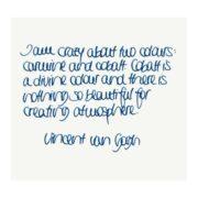 Graf von Faber-Castell Cobalt Blue